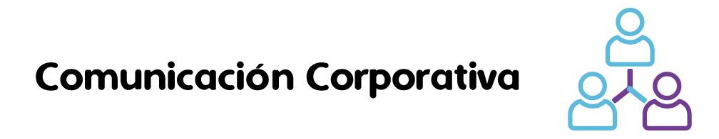 Icono Banner- Comunicación Corporativa