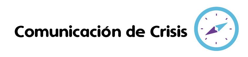 Icono Banner- Comunicación de Crisis