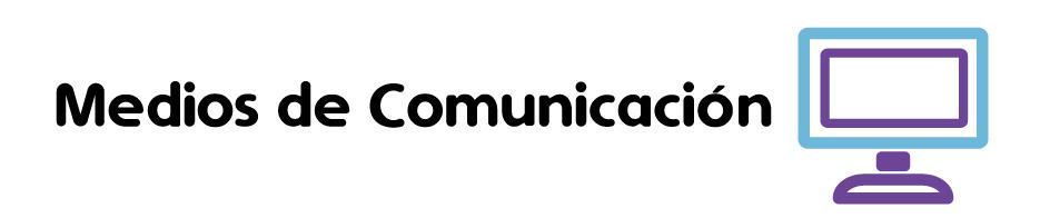 Icono Banner- Medios de Comunicación